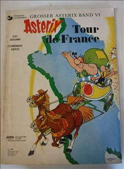 Asterix (Duits) - 6 - Tour de France - Delta 1979