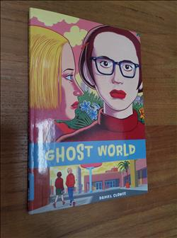 Ghost World, Daniel Glowes