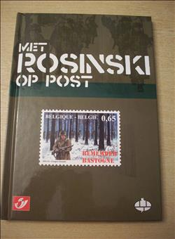 Met Rosinski op post - HC Philastrip