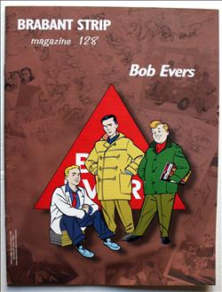 Brabant Strip magazine nr. 128 - Bob Evers