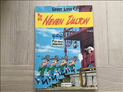 lucky luke - de neven dalton. (SC).
