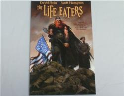 Brin & Hampton -The Life Eaters - ptb/sc - 2003 - 1e druk