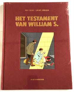 Blake en Mortimer - 24 - Het testament van William S - Luxe HC - 2016