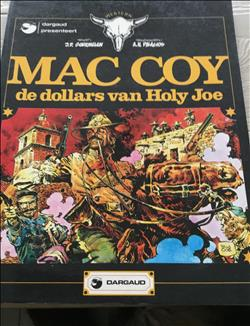 mac coy - de dollars van holy joe. (sc)
