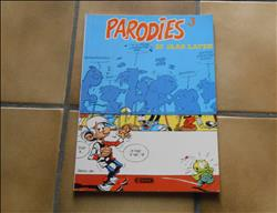 parodies 3: 20 jaar later - 1ste dr - sc - 1991