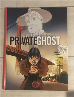 private ghost - red label voodoo. HC
