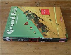 Grand Prix ~ Complete serie hardcovers 1 t/m 3