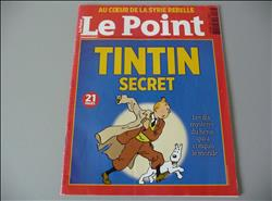 Kuifje/tintin-Le point-Tintin secret-1e druk-(2011)-Franstalig