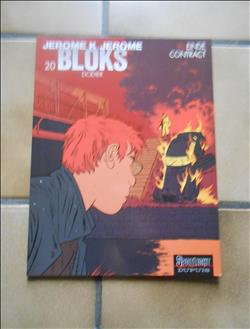 k. jerome bloks 20: einde contract - 1ste dr - sc - 2007