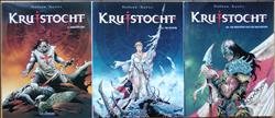 Kruistocht 1 t/m 8 - complete serie - (2012/2014)