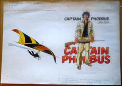 Hulet, Daniel - Originele cover - Captain Phoebus - [ca. 1976]
