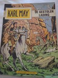 Karl May - 17 - de gestolen lading - 2de druk 1973