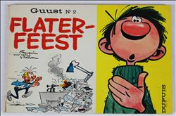 Guust 2 - Flaterfeest - oblong - softcover - 1963