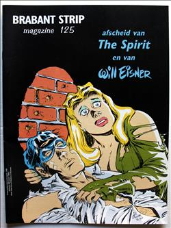 Brabant Strip magazine nr. 125 - The Spirit / Will Eisner