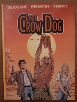 Lance Crow Dog nr. 1 - 1e druk - 1998.