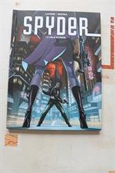 Hardcover: Spyder 3 : Old school 1-ste druk 2013