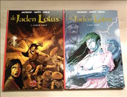 Jaden Lotus - nrs 1 2 - HC - 1e druk - talent collectie 500