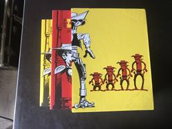 Lucky Luke verzamel albums - Lucky comics uitgave  - hc box - met 2 softcovers - 2016