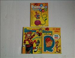 Robbedoes Special + 2 Robbedoes albums+ - sc - 1e druk - 1981/1983