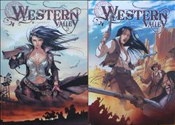 Western Valley 1 t/m 2 - hc - complete serie - (2014)