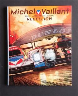 Michel Vaillant - Rebellion hc