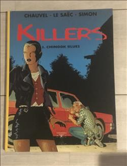 killers - chinook blues. HC