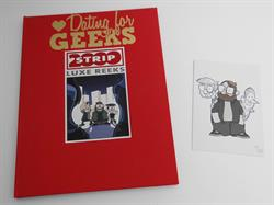 Kenny Rubenis - Dating for Geeks - Single players - Strip2000 luxe reeks - (2014)