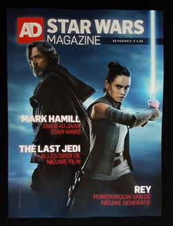 Star Wars Magazine - sc - 2017