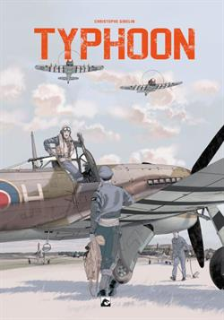 One-shot - Typhoon - hardcover - 2018