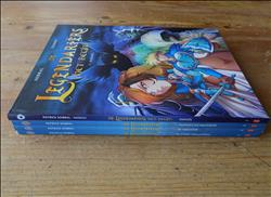 De Legendarier ~ Complete serie hardcovers 1 t/m 3 + Het begin