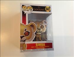 Funko Pop!  Disney: the Lion King (547)