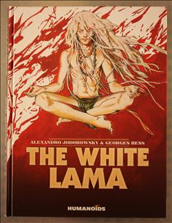 The White Lama - HC 2014 - Jodorowsky & Bess