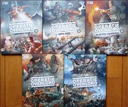Operatie Overlord 1 t/m 5 - hc - complete serie - (2016/2017)