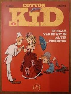Cotton kid nr. 1 -  1e druk - 1999.
