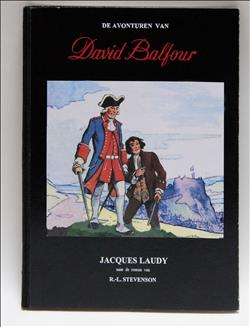 David Balfour    door Jacques Laudy