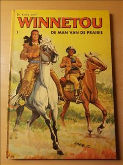 Dr. Karl May - Winnetou - De man van de prairie Hc