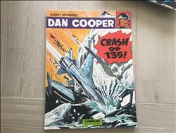 dan cooper - crash op 135 (sc).