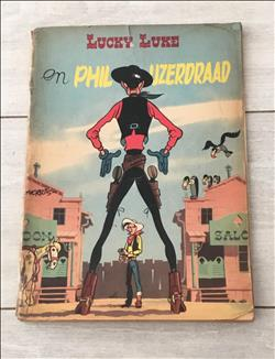 lucky luke en phil ijzerdraad.