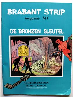 Brabant Strip magazine nr. 141 - Willy Vandersteen / De bronzen sleutel