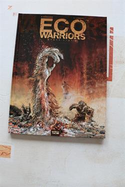 Hardcover : Eco Warriors : Orang-utan 2 - 1e druk 2010
