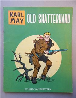 Karl May 1. Old Shatterhand. sc. 1e druk.