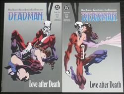 Deadman - Love after Death 1 + 2 - 1989 - sc - 1e druk