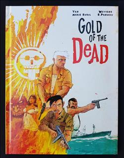 Gold of the Dead - hardcover - Gorilla uitgave / 2016