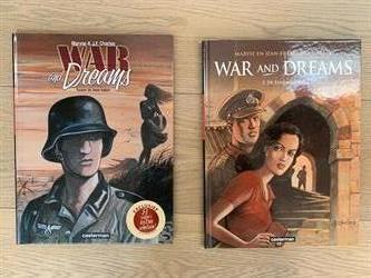 War and Dreams - 1+2 HC - 1e druk