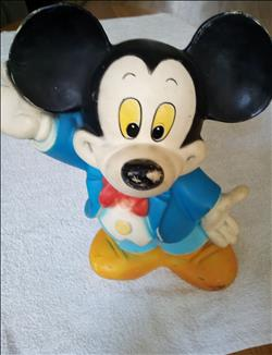 Mickey Mouse beeld uit 1968