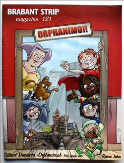 Brabant Strip magazine nr. 121 - Orphanimo