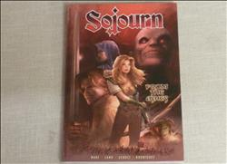Sojourn - From the Ashes - 2002 - ptb - Vertigo - 1st print