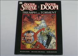 Badger & Mignola & Stern - Doctor Strange and Doctor Doom - 1989  - 1e druk