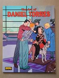 The Art of Daniel Torres - Viertalige dikke sc - Norma Editorial - 1995 - 1e druk
