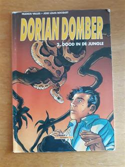 Dorian Domber	Nr.02	Dood in de jungle	1992	1e druk	SC
